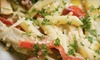 Eclectic Cafe - Ward 2: Dinner for Two or Four at Eclectic Cafe (Up to 59% Off)