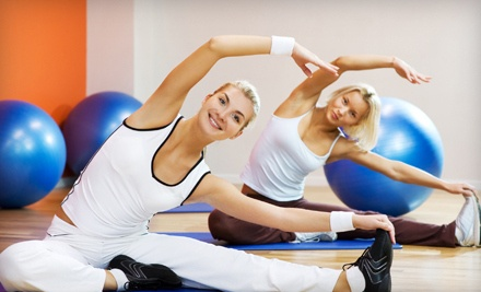 Five Mat Classes (a $125 value) - Pilates of Stamford in Stamford
