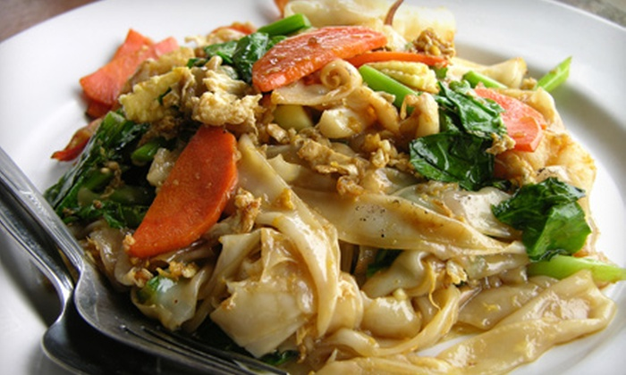 Royal Thai Restaurant Sacramento - Elk Grove: Dinner for Four or $10 for $20 Worth of Thai Cuisine at Royal Thai Restaurant in Elk Grove