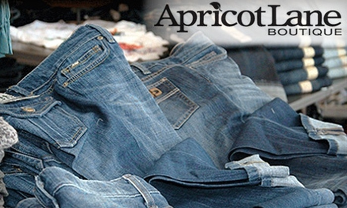Apricot Lane Boutique - Prairie Point-wildberry: $25 for $50 Worth of Clothes, Accessories, and More at Apricot Lane Boutique
