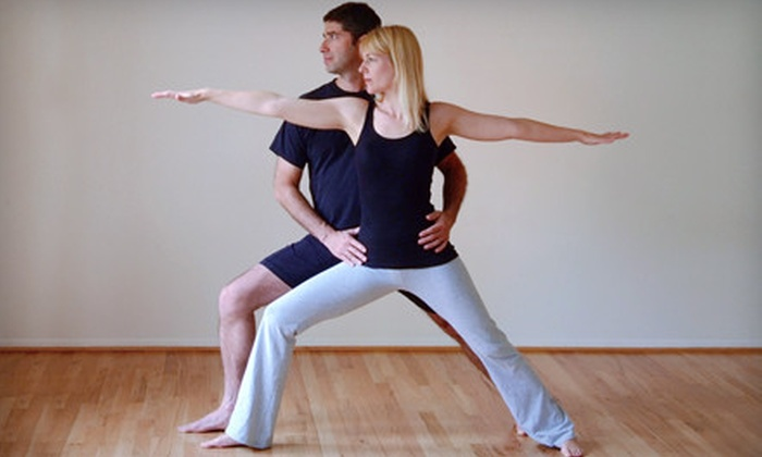 Red Lotus Yoga - Rochester: $25 for a Five-Class Punch Card at Red Lotus Yoga in Rochester Hills ($80 Value)