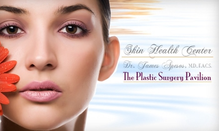 Skin Health Center - Washington: $40 for a Skin-Health Evaluation and Micropeel Treatment from Skin Health Center ($80 Value)