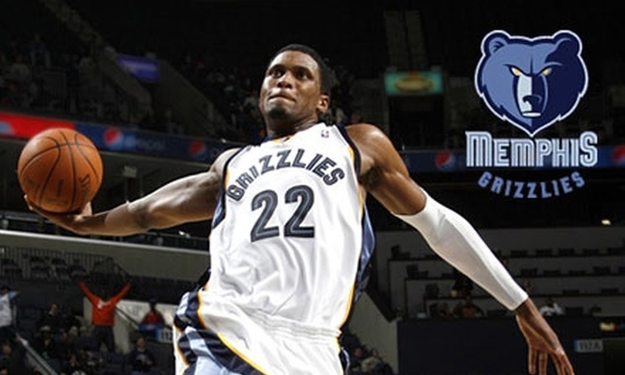 Memphis Grizzlies - New Pathways: Memphis Grizzlies Ticket and T-shirt. Choose from Two Seating Options and Four Games.