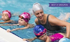 Marina's Swim School: Two Semi-Private Swim Lessons for One or Two Children at Marina's Swim School (Up to 53% Off)