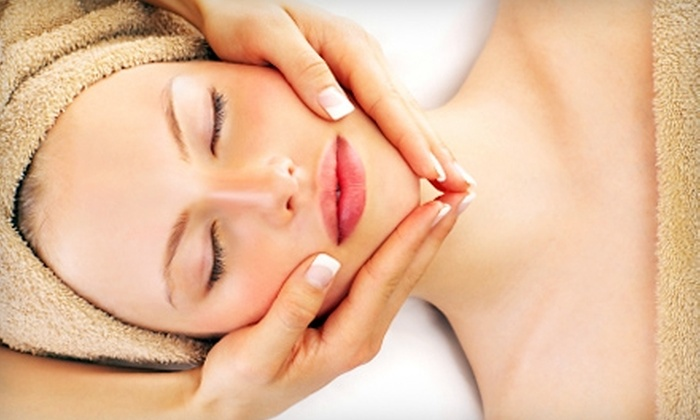 M Studio - Near North Side: $30 for an Anti-Aging Facial at M Studio ($65 Value)