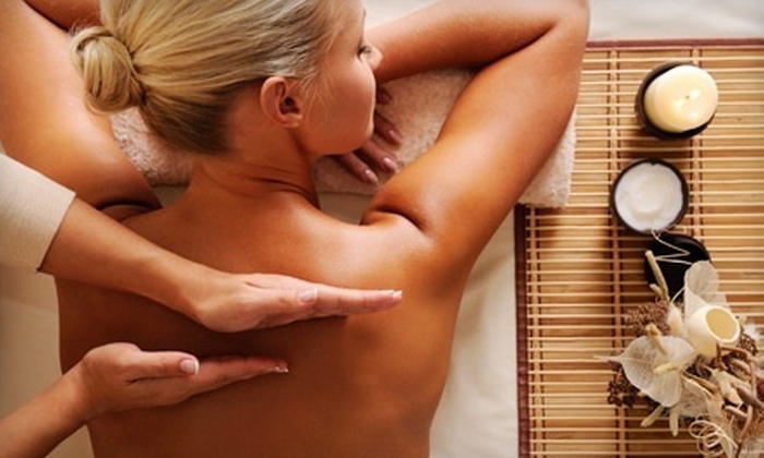 Bahn Sabai - Los Feliz: Massage Package with Facial or Microdermabrasion and Light Therapy or a One-Hour Massage at Bahn Sabai (Up to 71% Off)