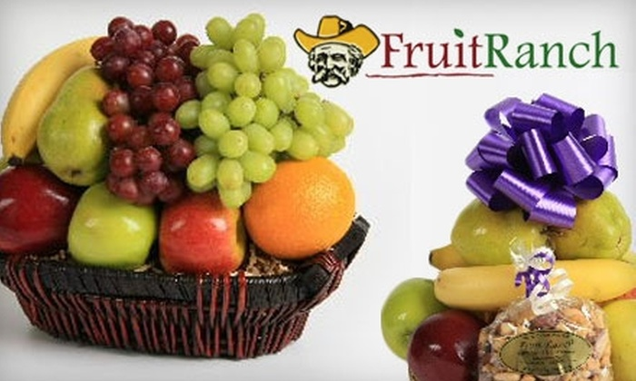 Fruit Ranch - Bluemound Heights: $15 for $35 Worth of Gift Baskets and More from Fruit Ranch
