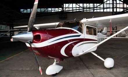 Lot widokowy samolotem od 139 zł z firmą IBEX