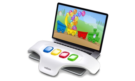 $29 for a Webee World Classic Package Including Keyboard and 20 Educational Games Don't Pay $99