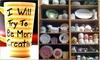 Color Me Mine - DC - Adams Morgan: $25 for $50 Worth of Customized Ceramics