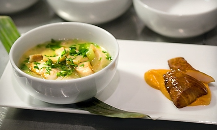 Sidedoor Contemporary Kitchen & Bar - Byward Market - Parliament Hill: $25 for $50 Worth of Asian Fusion Fare and Drinks at Sidedoor Contemporary Kitchen & Bar