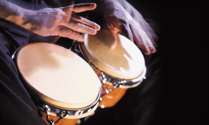 "Street Beat: A Theatrical Drum and Dance Show - Poway: $22 for Ticket to ""Street Beat: A Theatrical Drum and Dance Show"" at Poway Center for the Performing Arts (Up to $45 Value)"