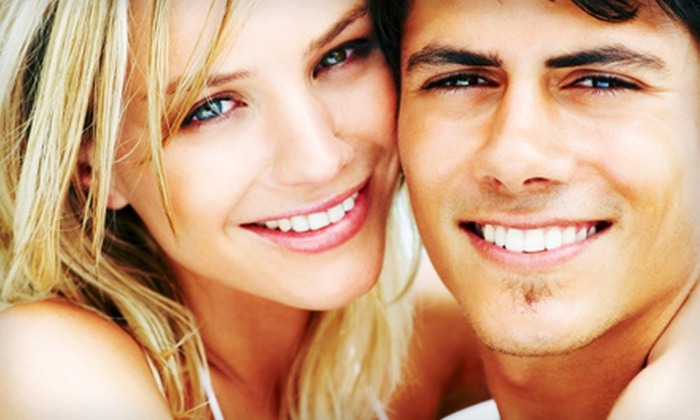 Lotus Cosmetic Treatments - James Bay: $98 for a One-Hour Beaming White Teeth-Whitening Session at Lotus Cosmetic Treatments ($196 Value)