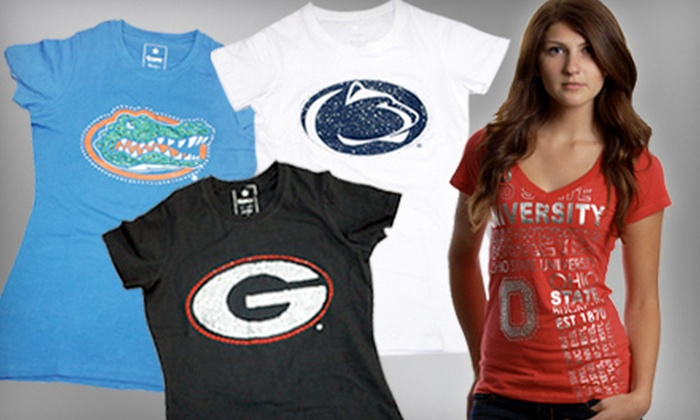 Campus Couture: $20 for $40 Worth of College Apparel from Campus Couture