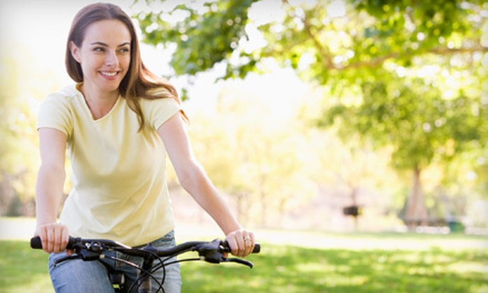 Central Park Bike Rental - Clinton: Bicycle Rental for Two Hours, Four Hours, or Full Day from Central Park Bike Rental (Up to Half Off)