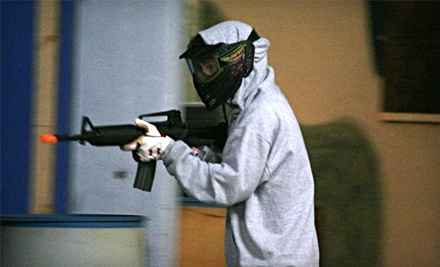 1 Pass for All-Day Airsoft Play (a $20 value) - MooseHerd Airsoft in Dickson