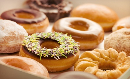 $20 for a Five-Punch Card, with Each Punch Good for a Dozen Glazed Donuts at Eddie's Southtown Donuts ($40 Value)
