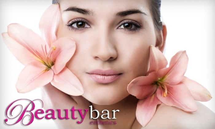 Beauty Bar Esthetics - Pickering: $25 for a Relaxing Facial or $50 Worth of Waxing Services at Beauty Bar Esthetics in Pickering