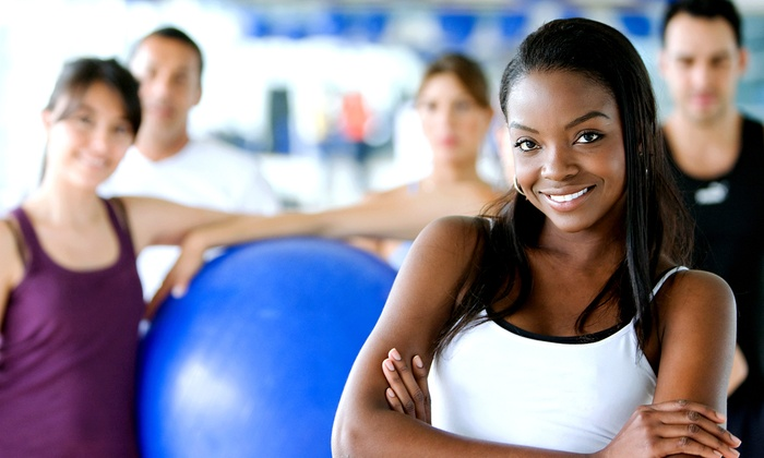 Edward's Fitness Gym - Mid-Wilshire: 5 or 10 Drop-In Group Fitness Classes at Edward's Fitness Gym (Up to 80% Off)