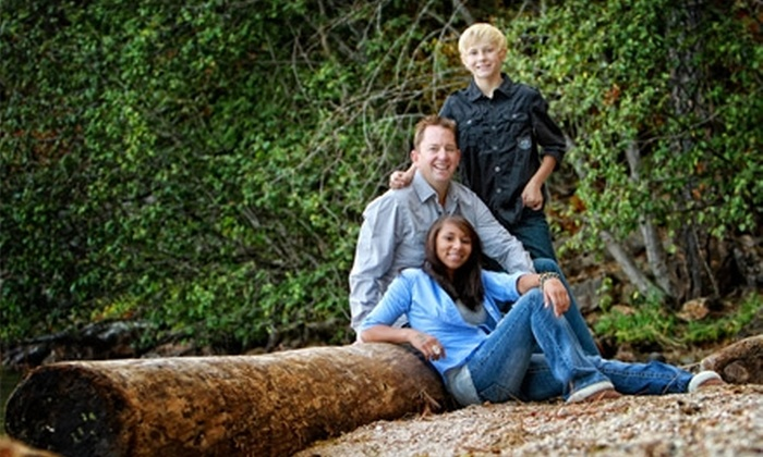 Jeremiah Andrews Photography - Spokane / Coeur d'Alene: $69 for Photo Session and Two Retouched Prints from Jeremiah Andrews Photography ($349 Value)