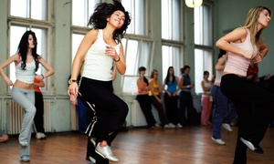 Zumba With Jess: 5 or 10 Zumba Classes at Zumba With Jess (Up to46% Off)