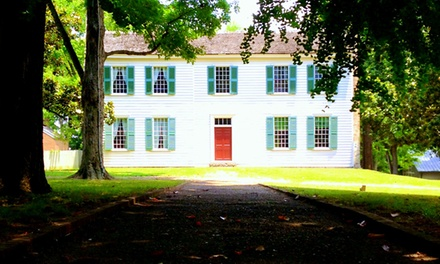 One-Week History Day Camp at Historic Travellers Rest Plantation & Museum (56% Off). Six Options Available.