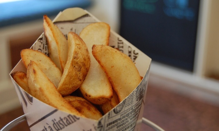 Waffles & Wedges - Rittenhouse Square: 40% Off Waffles, Wedges & More at Waffles & Wedges