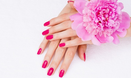 3 o 5 manicure con gel color O.P.I.