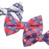 MLB Men's Checker-Patterned Bow Ties