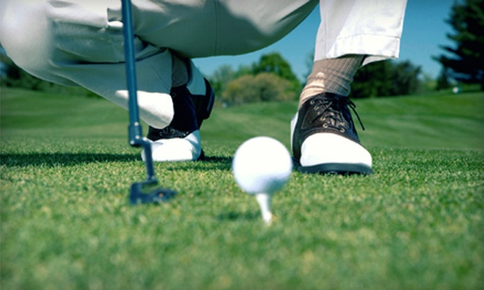 Summerfield Golf Course - Tigard Neighborhood Area 8: Nine-Hole Round of Golf for Two or Four with Pro-Shop Snack Credit at Summerfield Golf Course (Up to 44% Off)