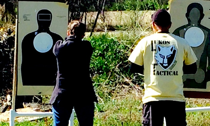 Lukos Tactical LLC - Paris: Up to 54% Off Concealed-handgun Course at Lukos Tactical LLC