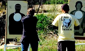 Lukos Tactical LLC: Up to 54% Off Concealed-handgun Course at Lukos Tactical LLC