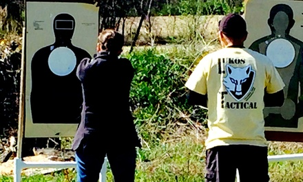 Up to 54% Off Concealed-handgun Course at Lukos Tactical LLC