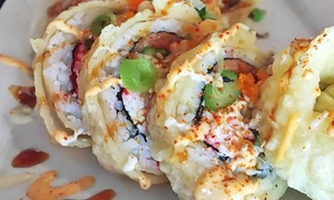 KuniSama: $18 for $30 Worth of Sushi and Japanese-Fusion Dishes for Two at KuniSama