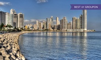 4Nt 4-Star Panama Vacation for 2