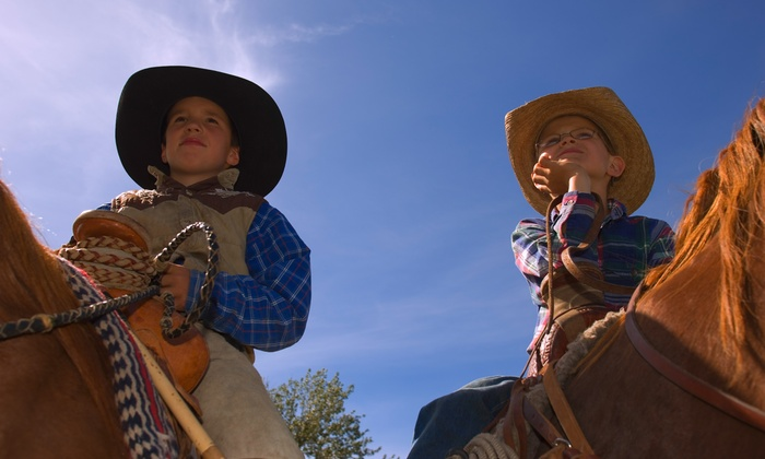 Bella Vista Equestrian Center - Eagleville: Four Horseback-Riding Lessons at Bella Vista Equestrian Center (65% Off)
