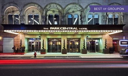 Stay at Park Central New York in Manhattan, with Dates into June