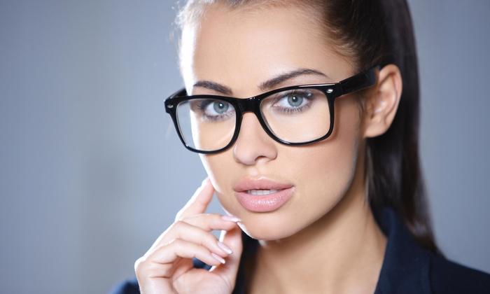 Eye Candy Frames - Briarcreek - Woodland: Eye Exam and Perscription Glasses or Contacts at Eye Candy Frames (31% Off)