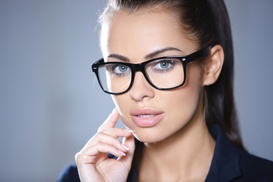 Eye Candy Frames: Eye Exam and Perscription Glasses or Contacts at Eye Candy Frames (31% Off)