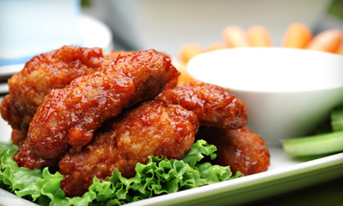 Output Lounge & Sports Bar - West Town: $15 for $30 Worth of Pub Fare at Output Lounge & Sports Bar