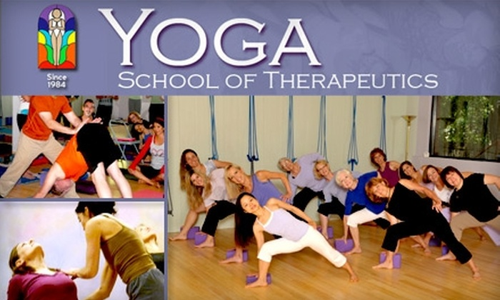Yoga School of Therapeutics - Kansas City: $30 for One Month of Unlimited Classes at Yoga School of Therapeutics ($130 Value)