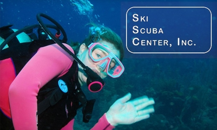 Ski Scuba Center - Knoxville: $12 for a Two-Hour Try Scuba Class at Ski Scuba Center