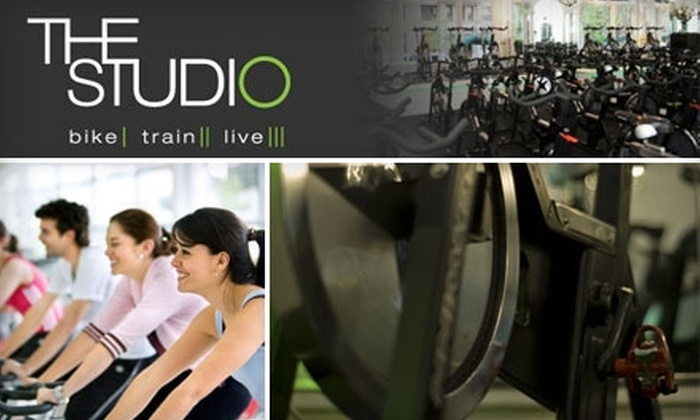 The Studio - Upper East Side: $55 for Six Spinning Classes at The Studio ($192 Value)