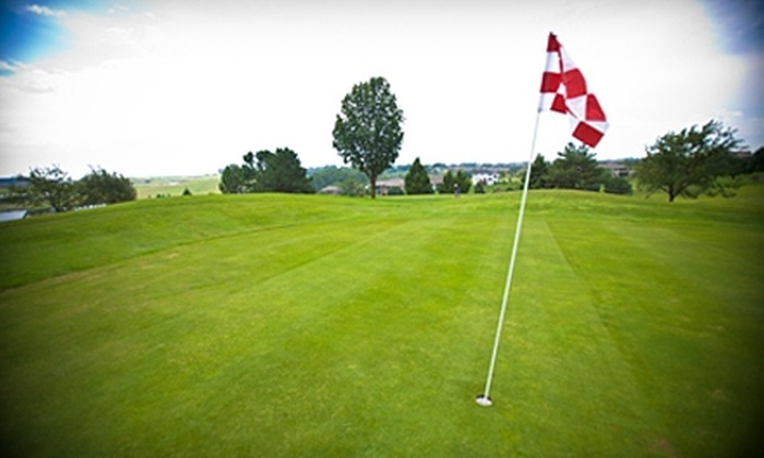 Elkhorn Ridge Golf Course - Elkhorn: $25 for Five Rounds of Golf at Elkhorn Ridge Golf Course ($50 Value)