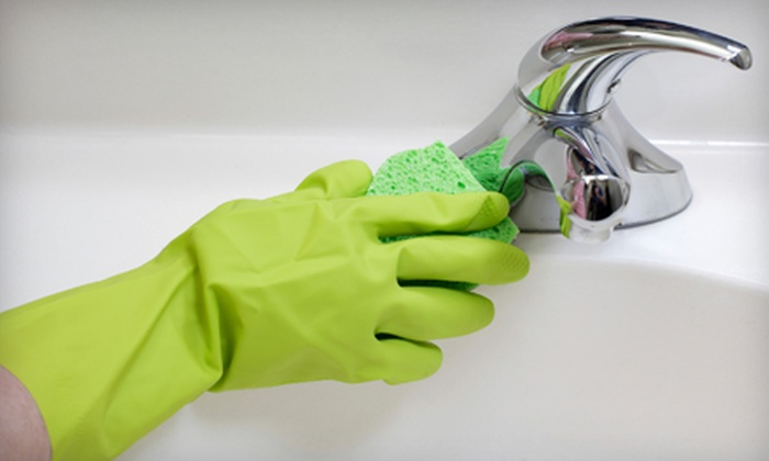 HomeMaids - Sioux Falls: $99 for Two Hours of House Cleaning by Team of Three Professional Cleaners from HomeMaids ($210 Value). Two Options Available.