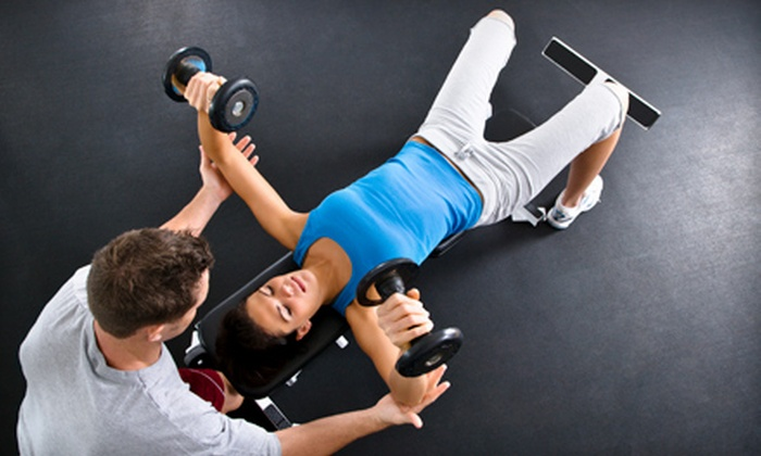 Bodyworks Personal Fitness Studio - Eastside: One, Three, or Five Personal-Training Sessions from Ross Matejcek at Bodyworks Personal Fitness Studio (Up to 75% Off)