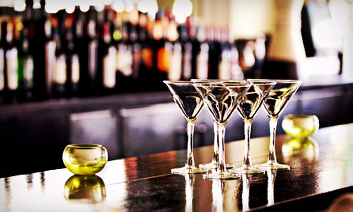 Wright Drink Bartending School - Downtown: Mixology Class for Two or Four, or Full Bartending Course at Wright Drink Bartending School (Up to 55% Off)