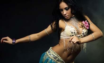 2 Beginning or Advanced Belly-Dancing Classes (a $30 value) - Little Egypt in Garland