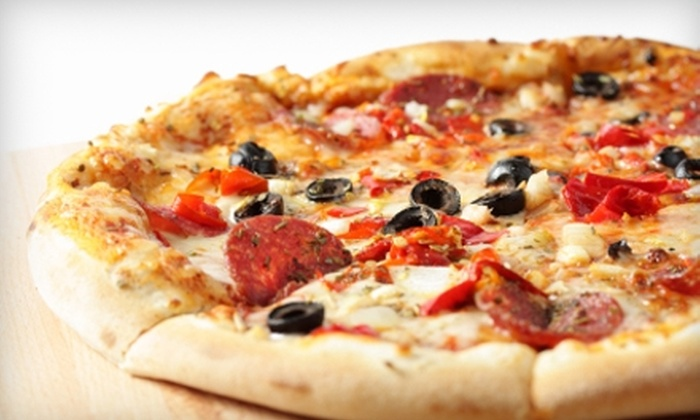 Moki's Pizza - Dunbar-Southlands: $10 for $20 Worth of Take-Out Pizza at Moki's Pizza