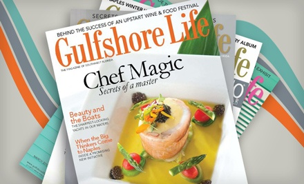 1-Year Subscription, Including 12 Home-Delivered Issues (a $16.95 value) -